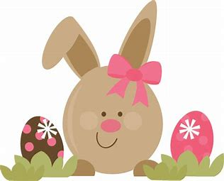 Image result for cute clip art easter