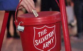 Image result for free pics of salvation army bucket