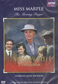 Image result for joan hickson the moving finger