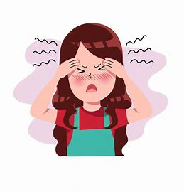 Image result for anger health effwcts cartoon