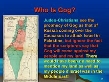 Image result for gog and magog bible gif