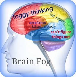 Image result for brain fog free pictures