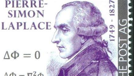 Resultado de imagen de Laplace