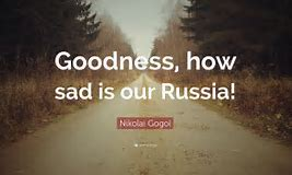 Image result for Nikolai Gogol Quotes