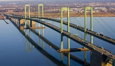 Image result for images delaware memorial bridge