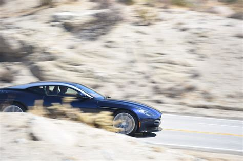 first drive aston martin db v u s spec