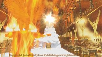 Image result for Isiah God's holiness vision