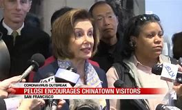 Image result for pelosi china town
