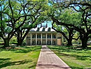 Image result for images big southern antebellum plantation