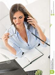 Image result for images young attractive decollete office worker