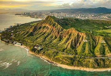 Oahu island, one of the best island to visit in Hawaii