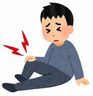 膝痛みフリー素材 に対する画像結果
