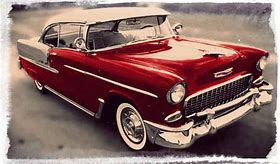 Image result for 1950 car