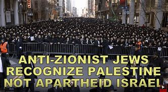 Image result for jews against zionism