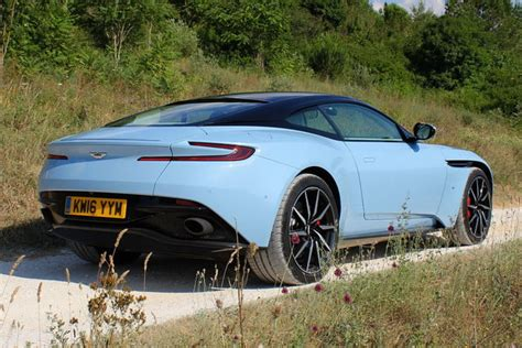 aston martin db first drive digital trends