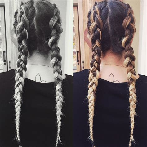 two braids hairstyle ideas designs design trends