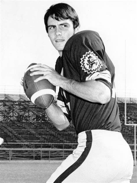 Danny White en su uniforme de Arizona State