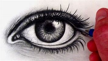 Image result for eye sketching
