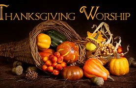 Image result for Thanksgiving Service Clip Art