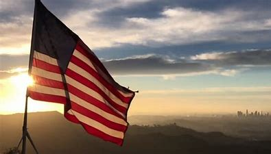 Image result for free picture of american flag flying