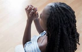 Image result for pictures of women praying with children on knees