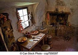 Résultat d'images pour images intérieur maison au moyen-âge