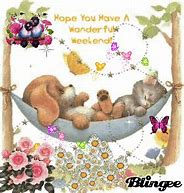 Image result for Have a good weekend friends
