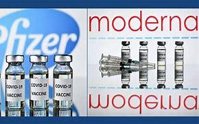 Bildresultat för Pfzer moderna vaccin
