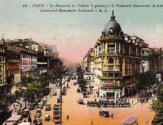 Résultat d'images pour boulevard haussmann images