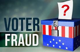 Image result for free pic of voter fraud