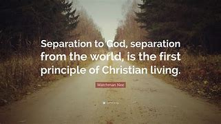 Image result for living a wordly christian life