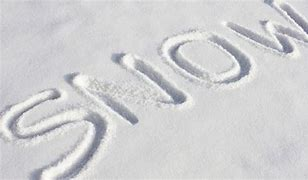 Image result for writing in the snow