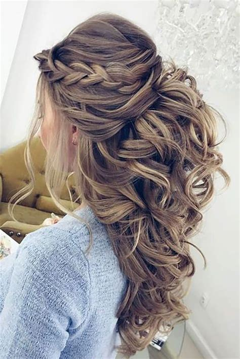 exquisite wedding hairstyles for all hair types
