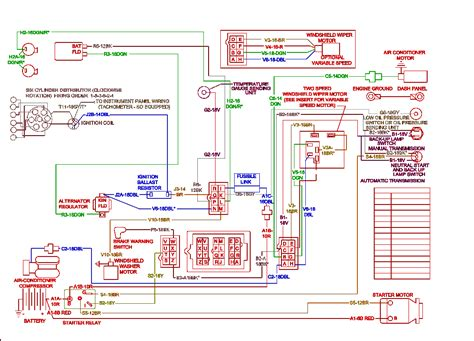 DODGE D WIRING ELECTRICAL DIAGRAMS FOR CHRYSLER