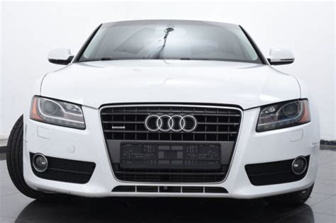 used audi a dr coupe manual quattro t premium