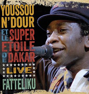 Image result for Youssou N'Dour Live in Athens 1987