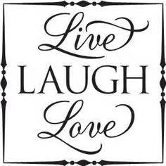 live laugh love wall décor from wall decals to hanging
