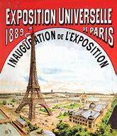 Résultat d'images pour exposition universelle de 1889 images