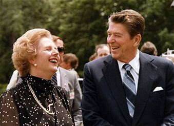 Image result for ronnie reagan and thatcher images