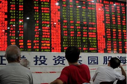 Image result for china financial markets