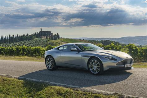 aston martin db first drive