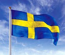 Bildresultat för sveriges flagga