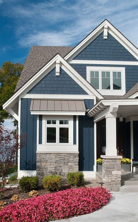 beautify your exterior design with these beautiful house
