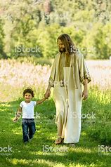 Image result for royalty free picture of walking with jesus
