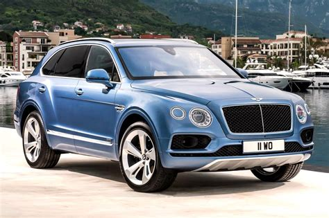 BENTLEY BENTAYGA GETS ALL NEW L TRI CHARGED V DIESEL