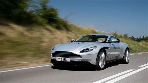 the aston martin db first drive the drive