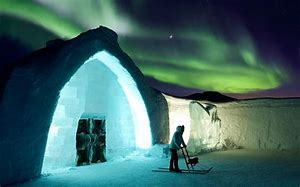 Image result for ICEHOTEL in the heart of Swedish Lapland