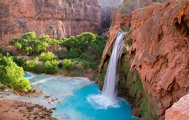 Image result for havasu falls images