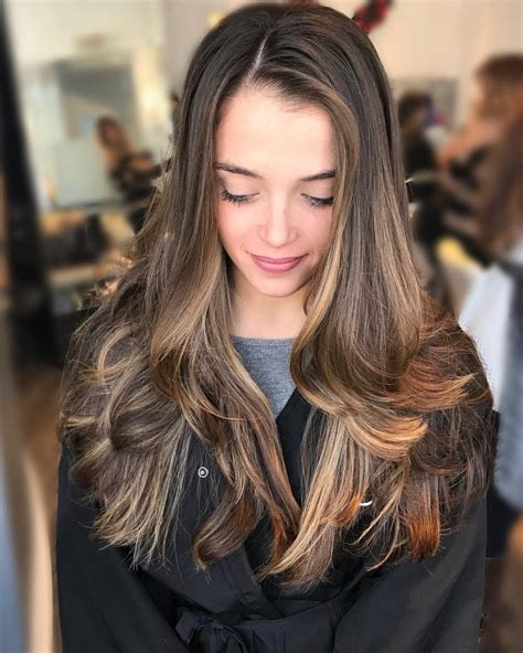 easy hairstyles for long straight hair in