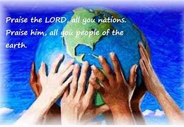 Image result for praise the lord all you nations